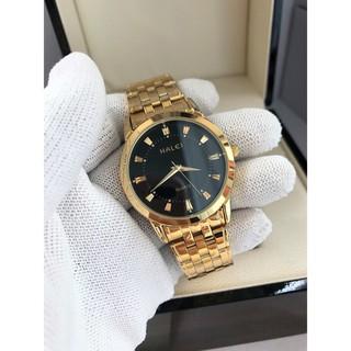 đồng hồ nam halei HL08 chống nước chống xước tuyệt đôi,tặng kèm vòng tì hưu