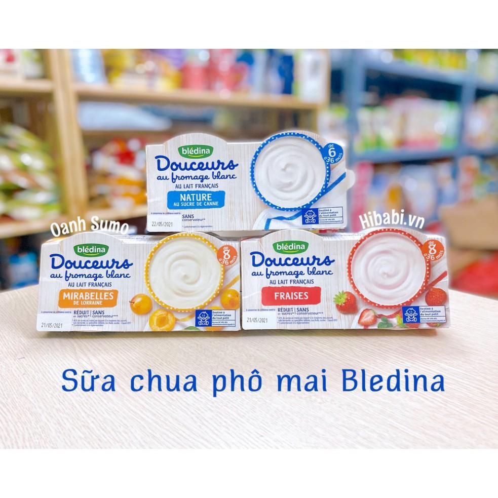 KATIE19 [Mã FMCG8 giảm 8% đơn 500K] Sữa chua phô mai Bledina cho bé