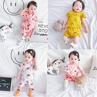 Đồ bộ mặc ở nhà cho bé sơ sinh chất lượng cao