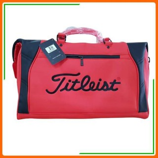 Túi Đựng Đồ Golf. Titleist chất Liệu Da --- hàng Mới Về thumbnail