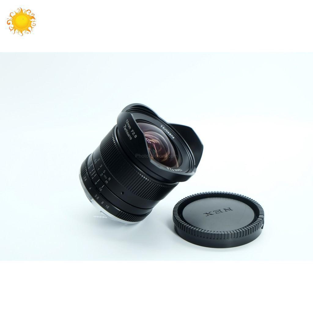 Ống kính 7artisans 12mm F2.8 (MF)