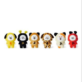 Chimmy standing doll set