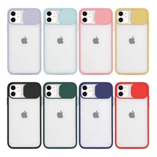 Ốp Lưng Tpu Matte Họa Tiết Máy Ảnh Cho Iphone 11 Pro Max Xr X Xs Max 6 6s 7 8 Plus Se 2020