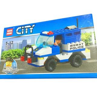 Đồ Chơi Lắp ghép City 85002 DB1919 [SHIP TOÀN QUỐC]