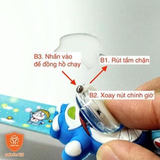 [SALE HOT] Đồng hồ đập tay trẻ em đủ hình siêu cute thumbnail