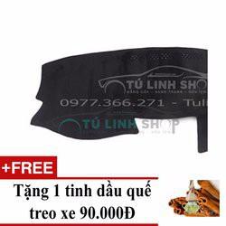Thảm chống nắng taplo Camry 2010 Việt Nam+ Tặng 1 tinh dầu quế treo xe