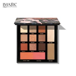 Hình ảnh Bảng phấn IMAGIC 13 màu trang điểm đa năng sành điệu-3