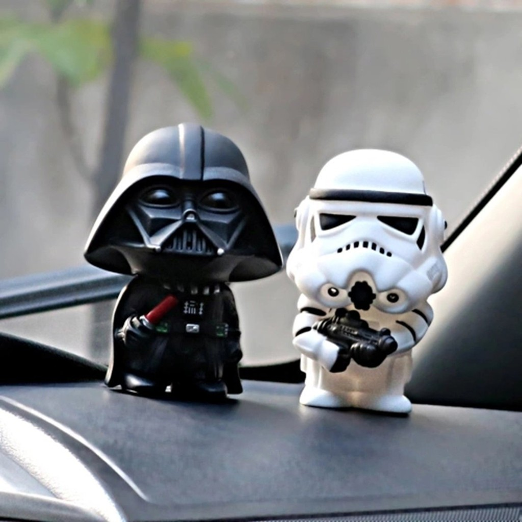💯Car Ornament Cute Figure Doll Model Movie Fans Gift Decoration Gifts