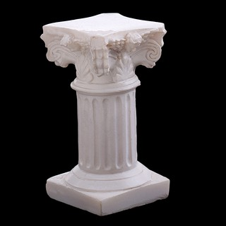 [ToyfulCabin] Roman Column Model Miniature for Sand Table Scenery Layout Accessory