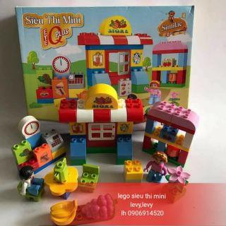 Lego sieu thi mi ni cho be hang cua sua abbott khuyen mai ……………………………………………………