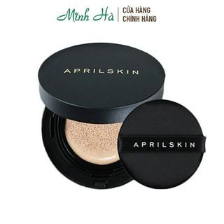 Phấn nước April Skin Magic Snow Cushion SPF 50+ PA+++ - mỹ phẩm MINH HÀ cosmetics thumbnail