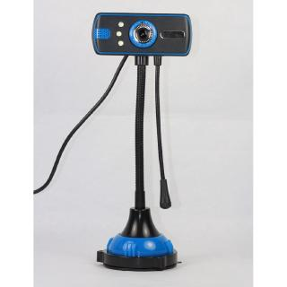 Webcam Có Kẹp Tiện Lợi Cho Máy Tính