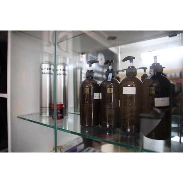 Hà Nội [Voucher] - Trọn Gói Cắt Gội Hấp Tóc Nano Colagen Tại Salon Tóc Dũng Nguyễn
