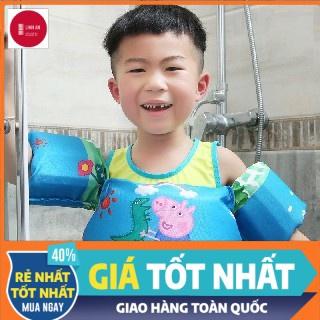 Phao Bơi, Phao Tập Bơi Liền Thân Cho Bé Từ 3 Tuổi, Giúp Trẻ Tập Bơi An Toàn - Linh An thumbnail