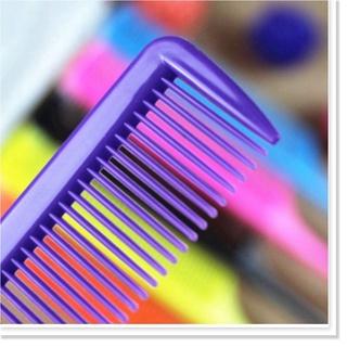 Lược Rẽ Ngôi Nhiều Màu, Salon Có Đầu Nhọn Tiện Lợi Tạo Được Nhiều Kiểu Tóc 21,5 2,5 cm 6