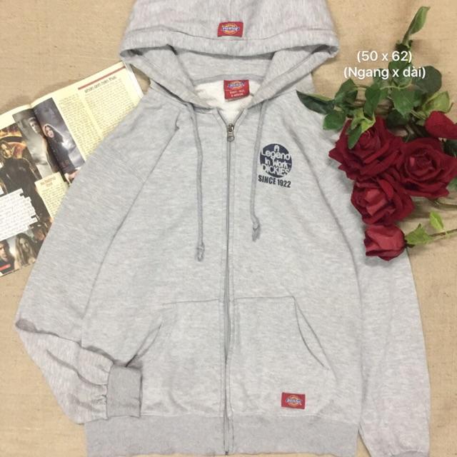 Áo hoodie zipper dickies - 3017681 , 840488495 , 322_840488495 , 180000 , Ao-hoodie-zipper-dickies-322_840488495 , shopee.vn , Áo hoodie zipper dickies