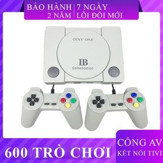 Máy chơi game 4 nút cầm tay tích hợp 600game thumbnail