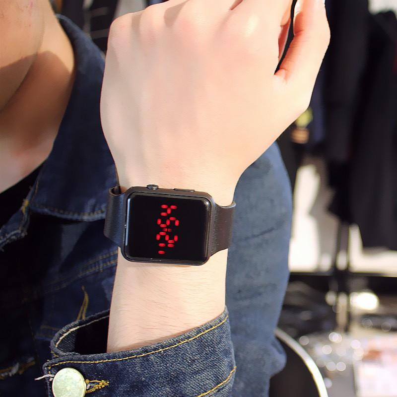 Đồng hồ thông minh led đẹp thời trang nam nữ DH71 phong cách