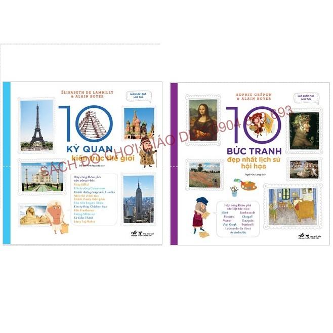 Sách - 10 Bức Tranh Đẹp Nhất Lịch Sử Hội Họa và 10 Kỳ Quan Kiến Trúc Thế Giới - Nhà Khám Phá Nhỏ Tuổ - 2587611 , 1314334212 , 322_1314334212 , 218000 , Sach-10-Buc-Tranh-Dep-Nhat-Lich-Su-Hoi-Hoa-va-10-Ky-Quan-Kien-Truc-The-Gioi-Nha-Kham-Pha-Nho-Tuo-322_1314334212 , shopee.vn , Sách - 10 Bức Tranh Đẹp Nhất Lịch Sử Hội Họa và 10 Kỳ Quan Kiến Trúc Thế Giới -