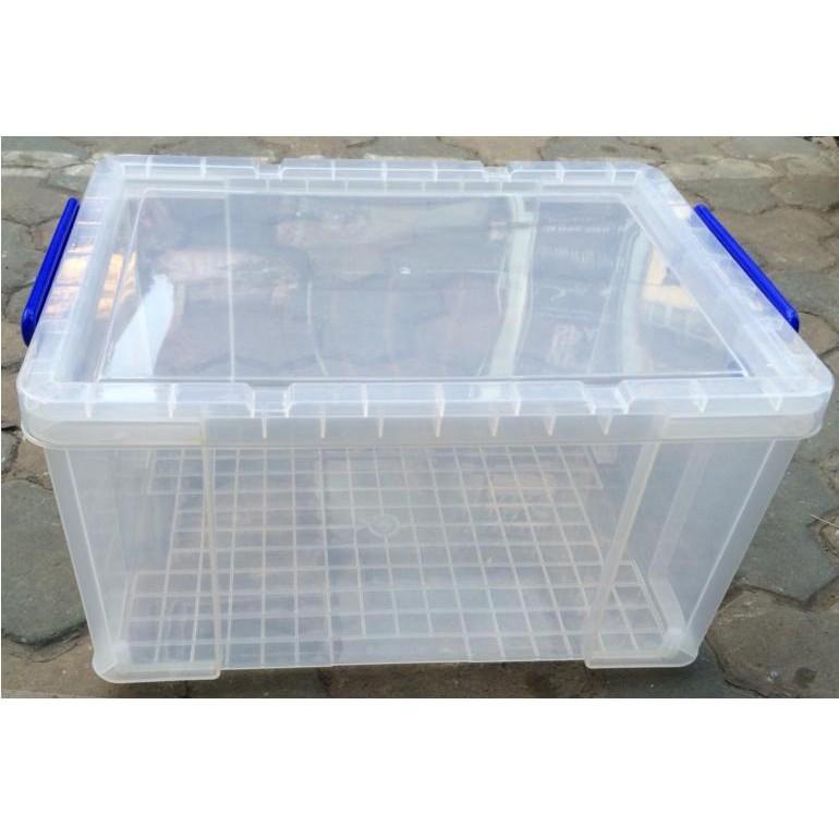 {CHÍNH HÃNG} Hộp nhựa đựng thực phẩm song long 222-1 có quai có nắp to đẹp dày chắc chắn nhựa PP chất lượng cao an toàn