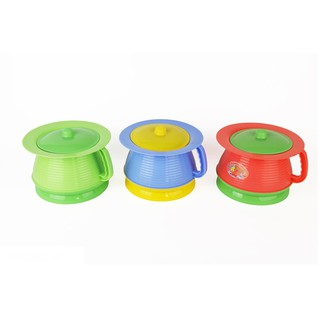 Bô tròn trẻ em bô vệ sinh cho bé bô dành cho be, bô cho be, bô cho trẻ (Bô cua - Bô cá ) SONG LONG thumbnail