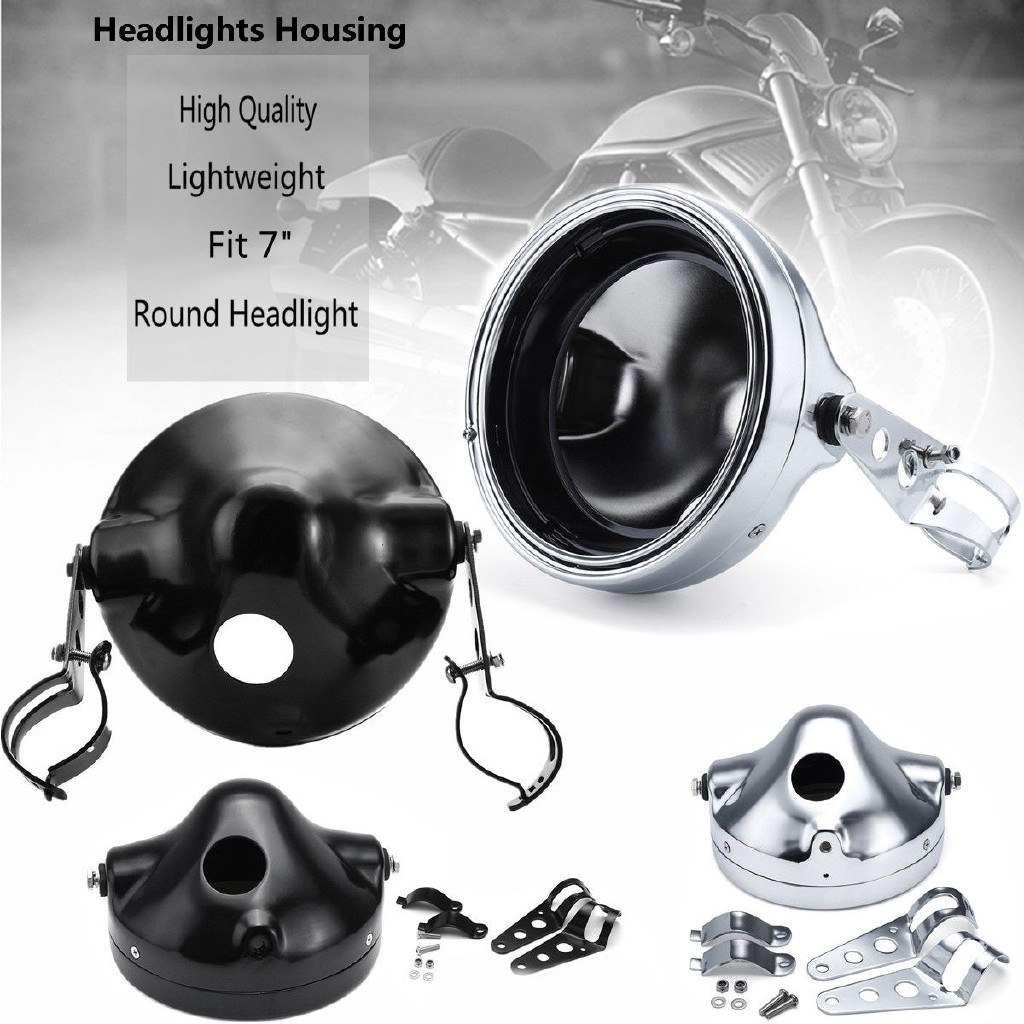 Bộ giá đỡ đèn pha chuyên dụng chất lượng cao dành cho xe mô tô