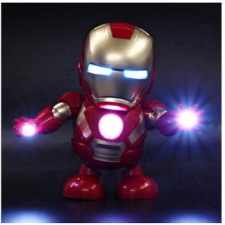 Robot phát nhạc Dance Hero nhảy múa có đèn có nhạc