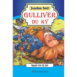 Sách - Gulliver Du Ký (Bìa cứng)