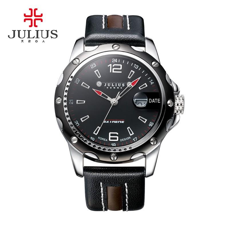 Đồng hồ nam Hàn Quốc Julius