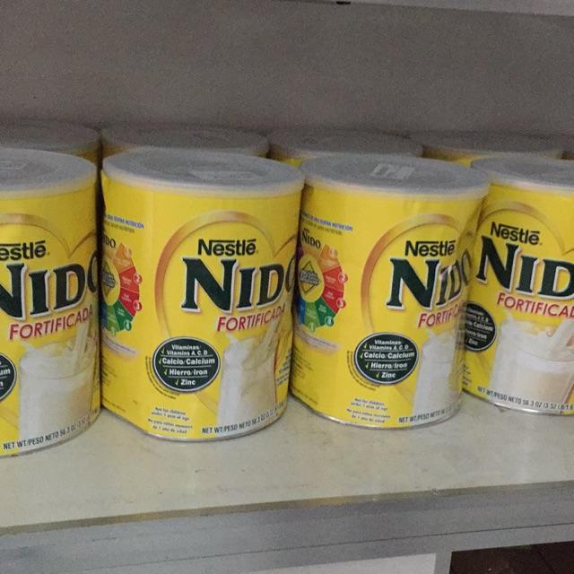Sữa nguyên kem Nido 1.6kg - 2392807 , 1685887 , 322_1685887 , 630000 , Sua-nguyen-kem-Nido-1.6kg-322_1685887 , shopee.vn , Sữa nguyên kem Nido 1.6kg