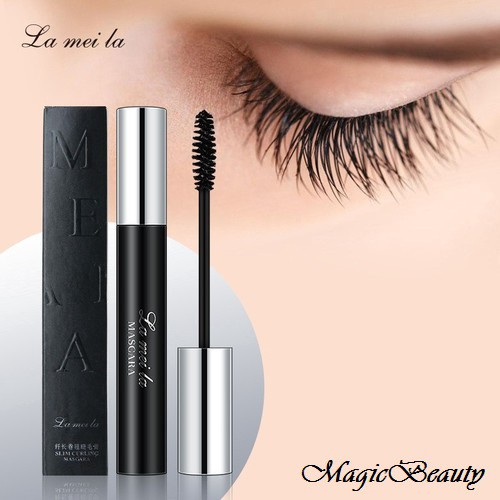 Mascara Lameila vỏ đen cong dày mi, không lem, không trôi, không thấm nước Lameila 10ml