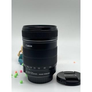 Ống kính canon 18-135mm f3,5-5.6 is đẹp