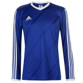 Áo thun adidas AUTHENTIC Table14 Long Sleeve Jersey Mens (Cobalt/White)