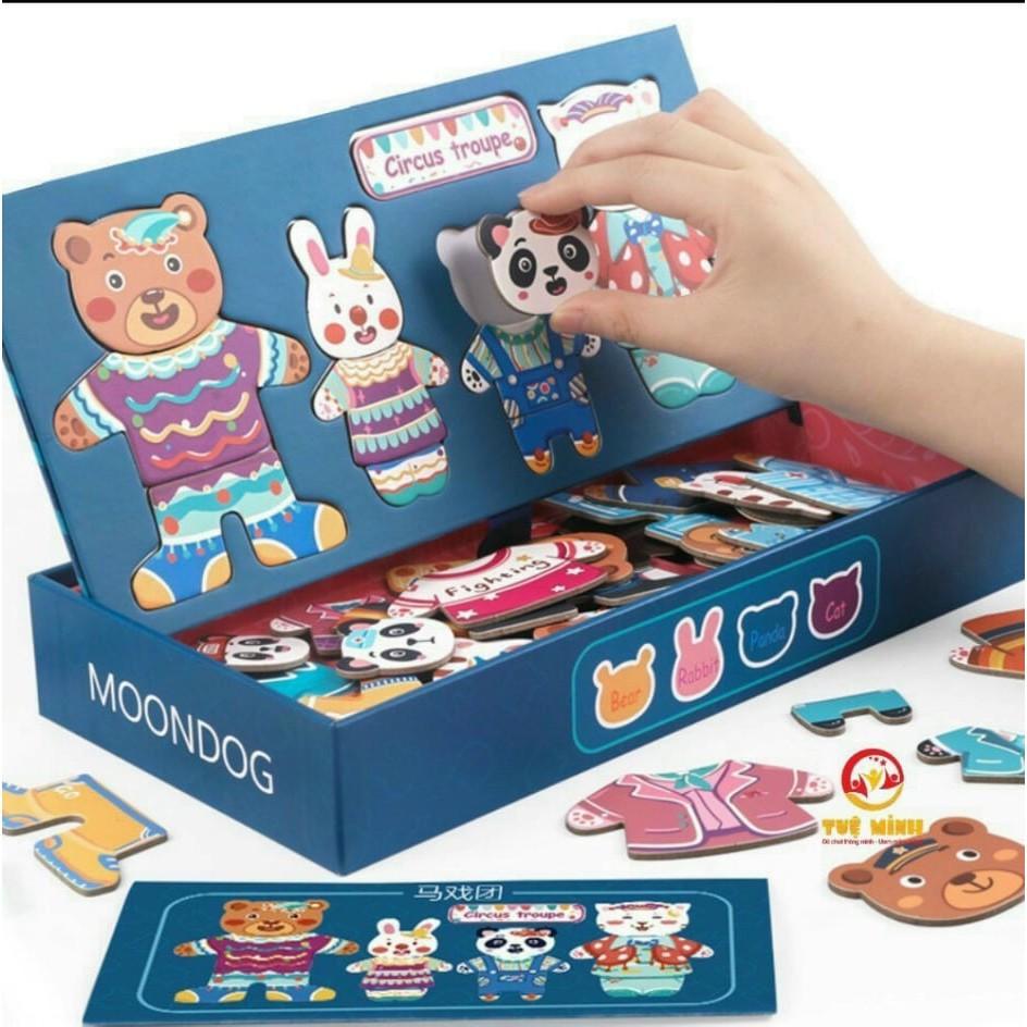 🌈 SIÊU BỔ ÍCH 🌈 Hộp nam châm phát triển tư duy sáng tạo – Đồ chơi thông minh trí tuệ cho bé trai gái 3 4 5 6 tuổi
