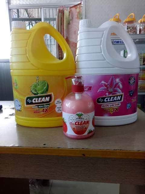Sữa Rửa tay CLean 480ml