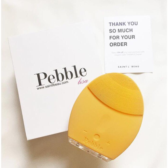 Máy rửa mặt Pebble Lisa chính hãng có phiếu bảo hành - Cila House