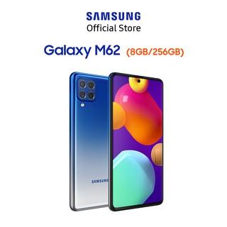 Điện Thoại Samsung Galaxy M62 8GB/256GB – Hàng Chính Hãng
