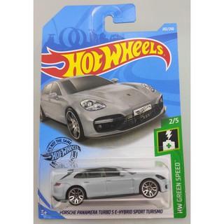 Xe mô hình Hot Wheels Porsche Panamera Turbo S E-Hybrid Sport Turismo FYB51