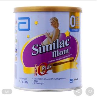 Similac mom 400g tặng sữa thanh và cẩm nang cho mẹ