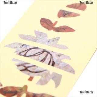 [TrailBlazer]Butterflies Over Flower Guitar Bass Inlay Sticker Fretboard Marker DIY Decal