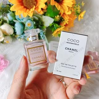 [ ] Nước Hoa Mini Chanel Coco, Mẫu thử sale, Nước Hoa Nữ Chính Hãng thumbnail