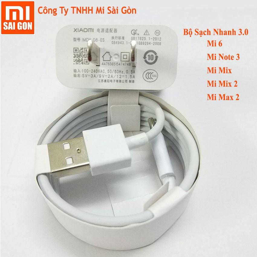 Củ sạc xiaomi mi 6+ cáp type C Quick Charge 3.0 ( TRẮNG) cho Mi 6/Mi Note 3/Mimax/Mi Mix/Mi Mix 2 - 3506311 , 991583757 , 322_991583757 , 135000 , Cu-sac-xiaomi-mi-6-cap-type-C-Quick-Charge-3.0-TRANG-cho-Mi-6-Mi-Note-3-Mimax-Mi-Mix-Mi-Mix-2-322_991583757 , shopee.vn , Củ sạc xiaomi mi 6+ cáp type C Quick Charge 3.0 ( TRẮNG) cho Mi 6/Mi Note 3/Mimax