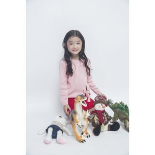 IVY moda Áo len bé gái MS 58G0219