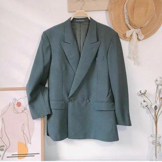 Áo blazer unisex Hàn Quốc (cận vải hình 2,3) libe,kido,highcut