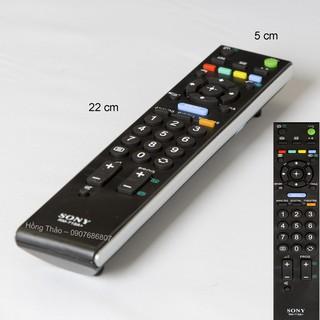 Remote Tivi Sony RM 715A không hộp