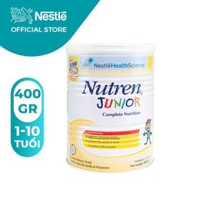 """Sữa Bột Nutren Junior 400g Hương Vani giá chỉ còn <strong class=""""price"""">29.900.000.000đ</strong>"""