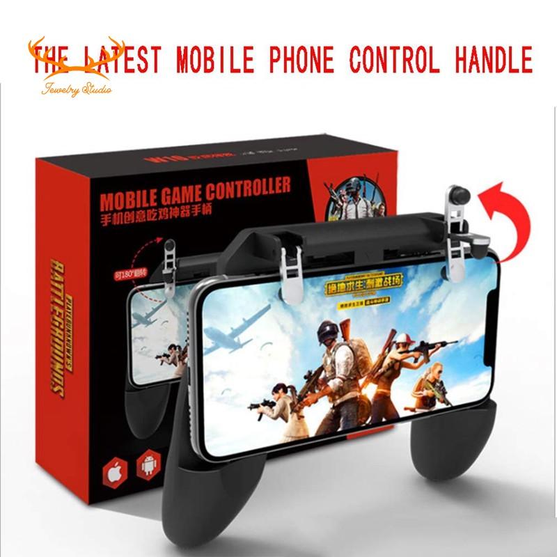 Tay cầm gắn điện thoại chơi game PUBG có nút bấm tiện dụng - 14116210 , 2342659875 , 322_2342659875 , 49000 , Tay-cam-gan-dien-thoai-choi-game-PUBG-co-nut-bam-tien-dung-322_2342659875 , shopee.vn , Tay cầm gắn điện thoại chơi game PUBG có nút bấm tiện dụng