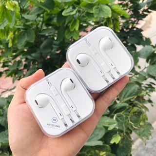 [ Bh 12 Tháng ] Tai Nghe Iphone 6 6s Chính Hãng Chân 3.5mm thumbnail