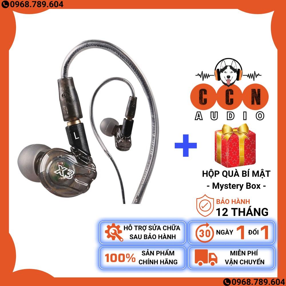 Tai nghe MOXPAD X3 chính hãng - tai nghe được Streamer ĐỘ MIXI (MIXI  GAMING) tin dùng - Mới 100%, Bảo hành 12 tháng