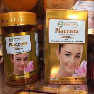 Nhau thai cừu Placenta 50000mg hàng Úc chính hãng thumbnail